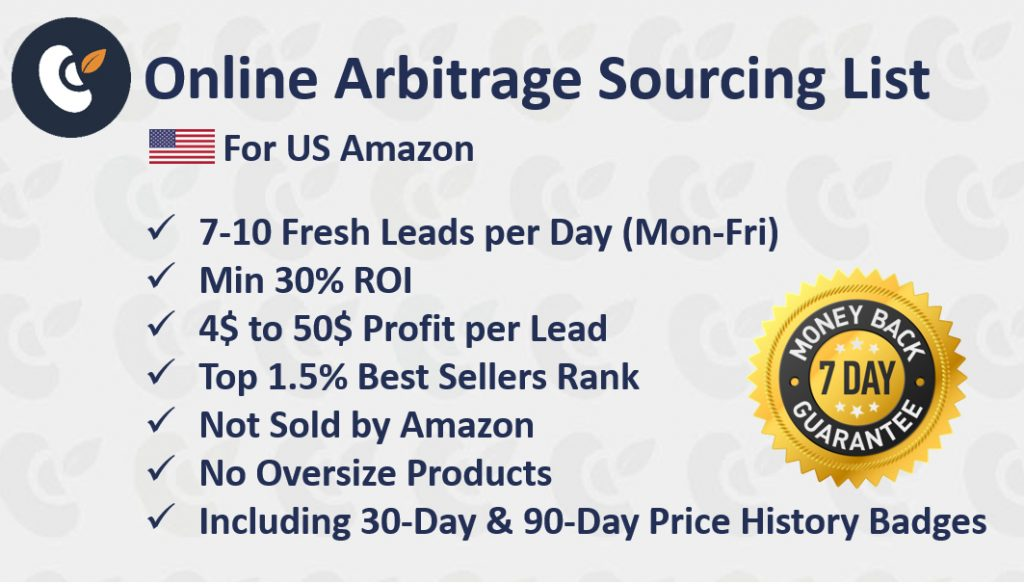 Online arbitrage leads by OABeans