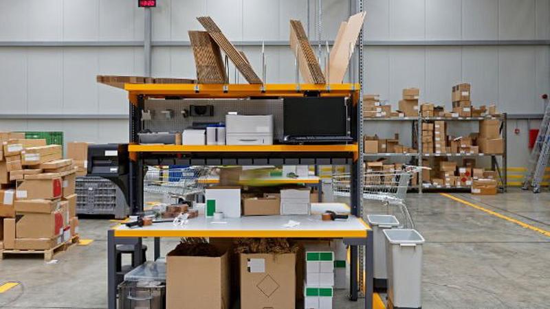 Prep Centers Storage Facilities of  Amazon FBA Service