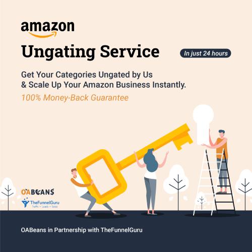amazon ungating service