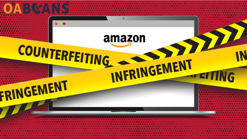 IP Complaint infringement on Amazon