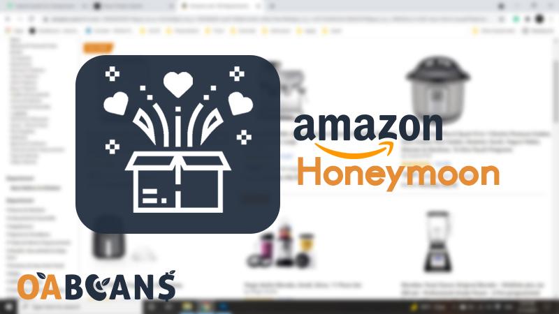 Amazon honeymoon